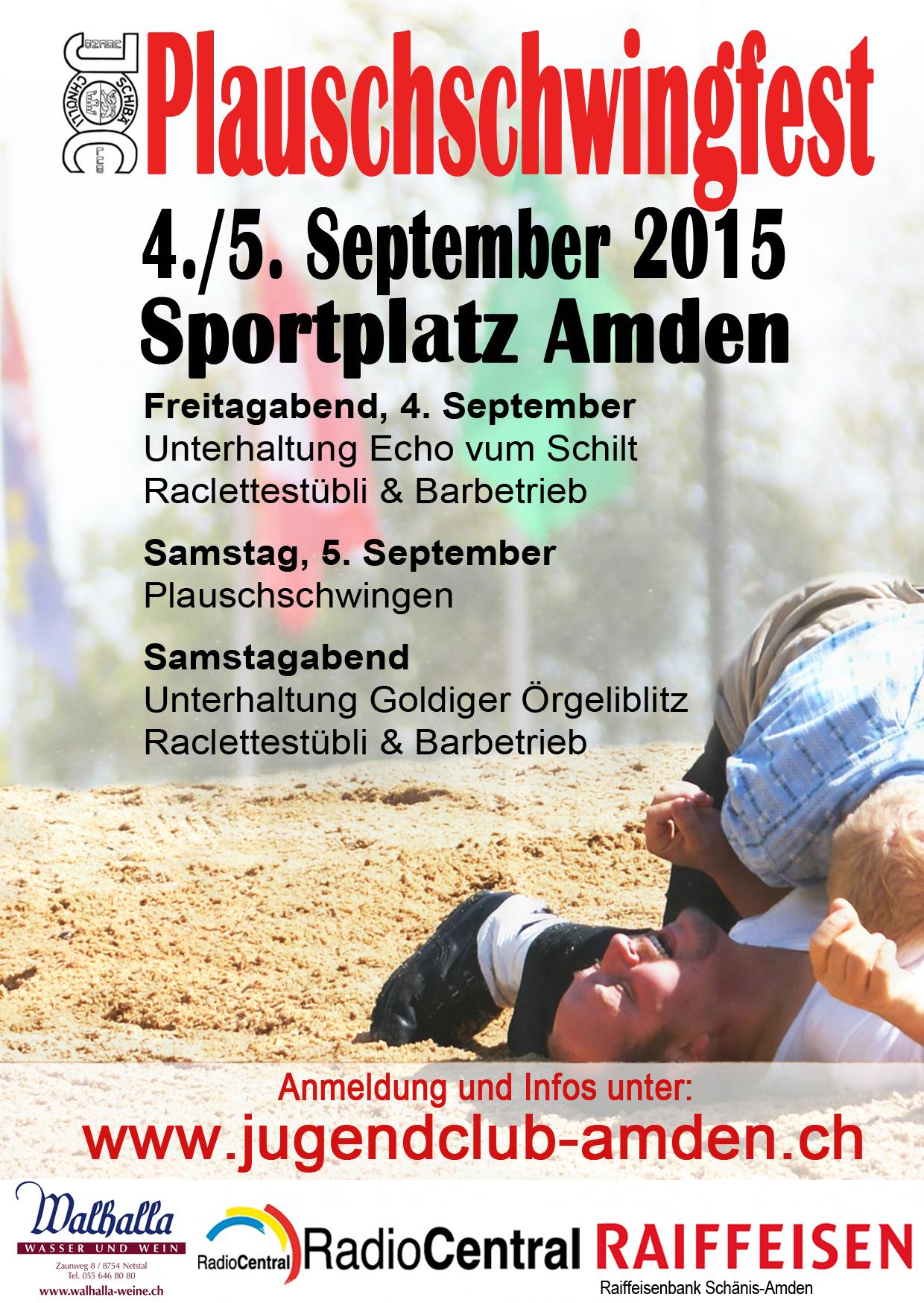 8. Plauschschwingfest